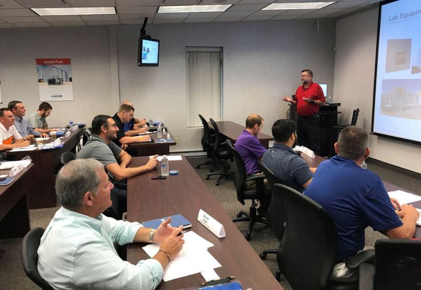 Ruskin® Advanced TrainingSessions