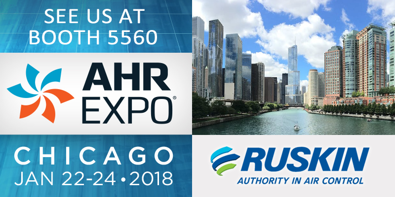 AHR Expo 2018 Getting Closer!
