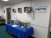 Ruskin IBD FSD FDR wall