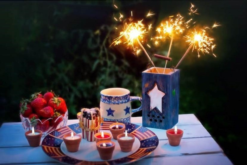Wishing you a Happy 4th of July2018